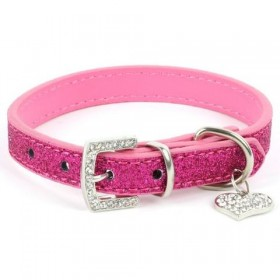 Small Pink Collar With...