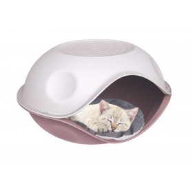 Pet Sleeping Pod Pink Antico