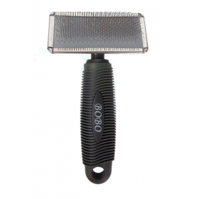Grey Grooming Brush