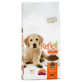 Reflex Puppy Food Beef 3kg