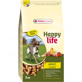 Happy Life Chicken 3kg