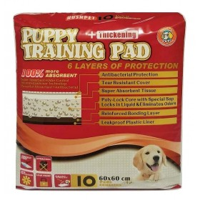 Hushpet Training Pads 10 Pack