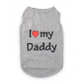 I Heart My Daddy T-Shirt...