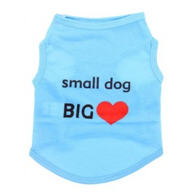 Small Dog Big Heart T-Shirt...