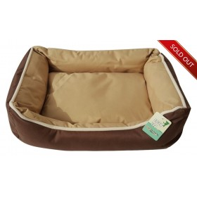 Medium Brown Couch Bed