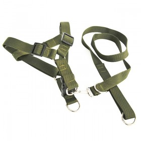 X-Large Navy Green Harness...
