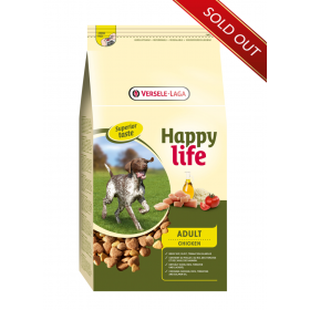 Happy Life Chicken 15kg