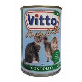 Vitto Chicken Patè 400g