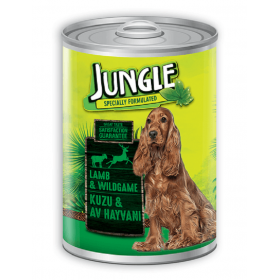 Jungle Lamb & Wildgame 415g