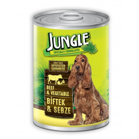 Jungle Beef & Vegetable 415g