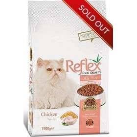 Reflex Chicken For Kitten...